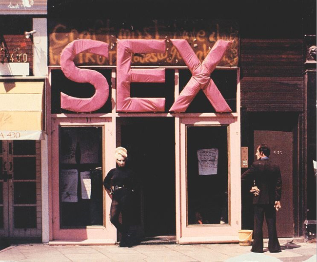 the importance of sex in society