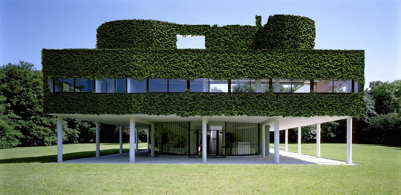 architecture essay modern other