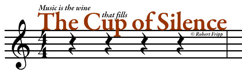 The Cup of Silence