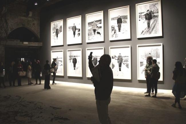 Podnieks Large Format Photographs At The 55th Venice Art Biennale